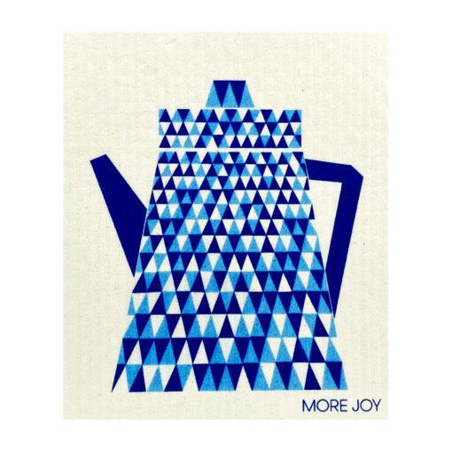 Modrý čajník